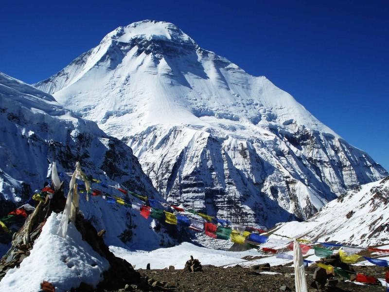 Dhaulagiri Pass
