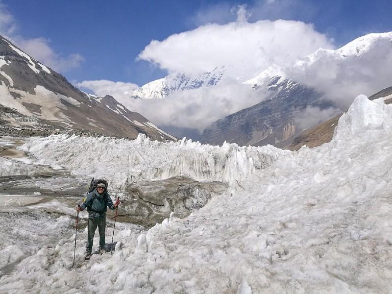 Dhaulagiri Climbing