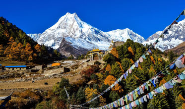 MANASLU HIGH TREK