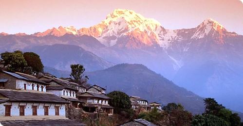 Annapurna panorama luxury trekking