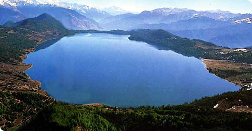 Jumla and Rara Lake
