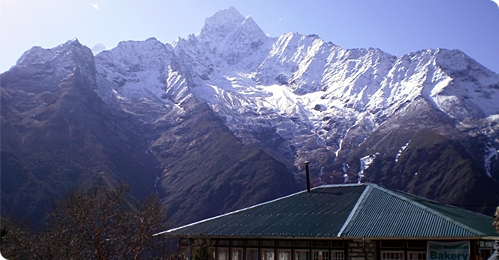 Luxury Everest base camp