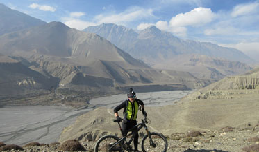 NEPAL HIGHLIGHTS MOUNTAIN BIKING