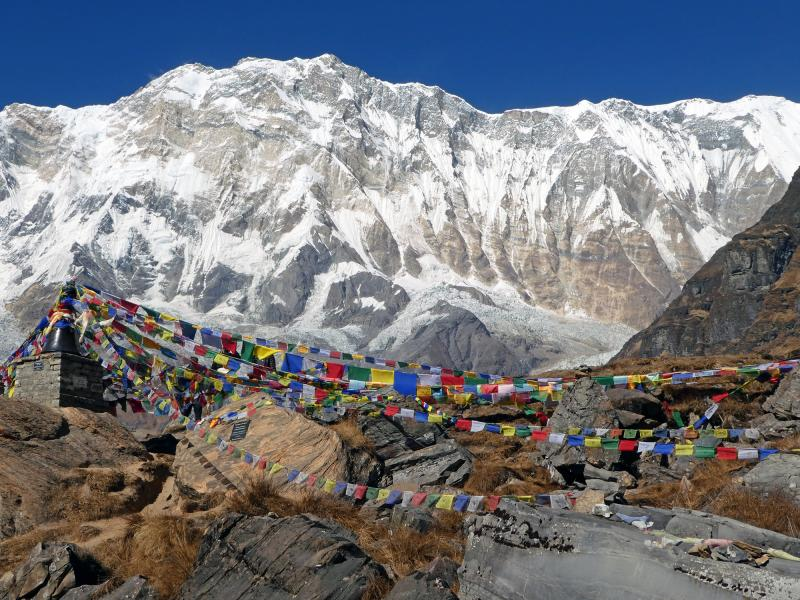 ANNAPURNA BASE CAMP TREK (LODGE)