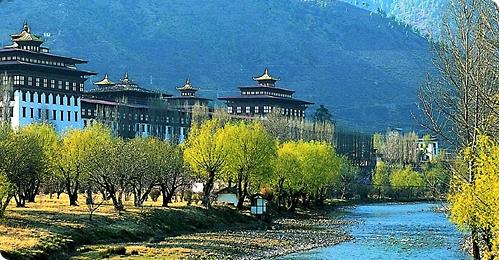 Himalayan Capitals of Nepal, Tibet & Bhutan