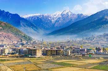 Bhutan 5N/6D