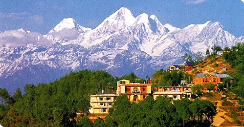 Kathmandu Valley Rim
