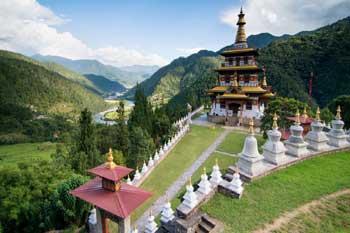 Bhutan 8N/9D