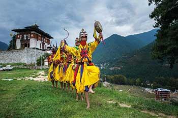 Bhutan 6N/7D