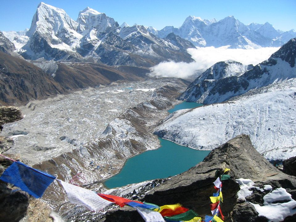 EVEREST BASE CAMP - KALAPATHAR - GOKYO TREK