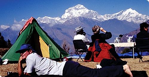 Mount Annapurna Tribal Triathlon